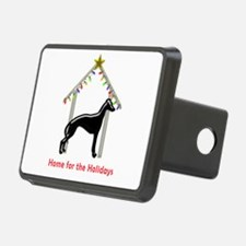 Forever Home for Greyhound Hitch Cover