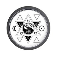 New Hermetics Seal Wall Clock