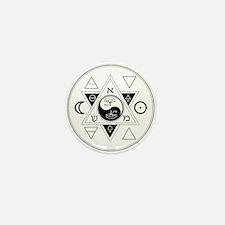 New Hermetics Seal Mini Button