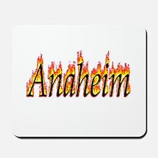 Anaheim Flame Mousepad