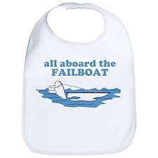 Failboat Bib