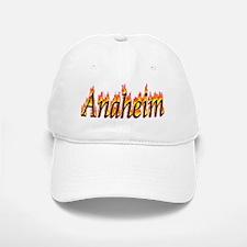 Anaheim Flame Baseball Baseball Baseball Cap