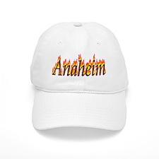 Anaheim Flame Baseball Baseball Cap
