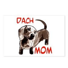 dach Postcards (Package of 8)