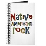 Native Americans Rock Pride Journal