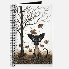 Fall Feline Journal