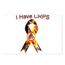 I have CRPS RSD World A B Postcards (Package of 8)
