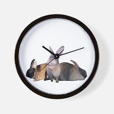 Jap Trio Wall Clock