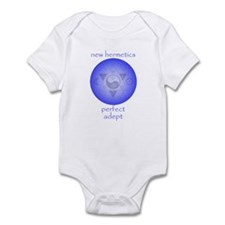 New Hermetics Perfect Adept Infant Bodysuit