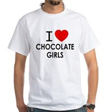Cute I love australian girls Shirt