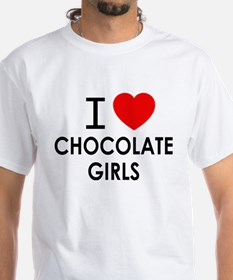 Cute I love swedish girls Shirt