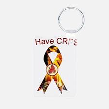 I have CRPS RSD World A Blaze Ribbon Keychains