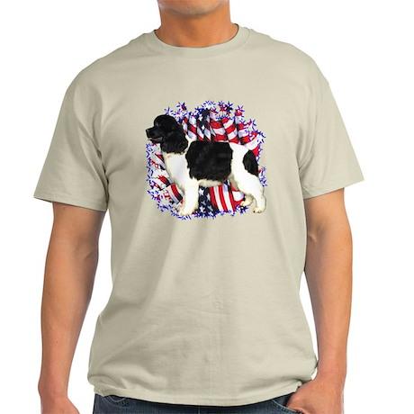 Newfie Patriot Light T-Shirt