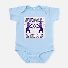 Funny Judah Infant Bodysuit