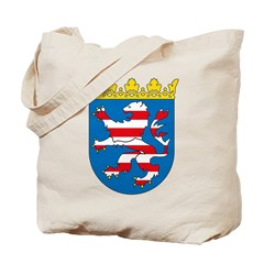 Hessen Coat of Arms Tote Bag
