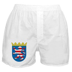 Hessen Coat of Arms Boxer Shorts