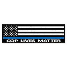 Cop Lives Matter Bumper Bumper Sticker