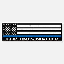 Cop Lives Matter Car Car Sticker