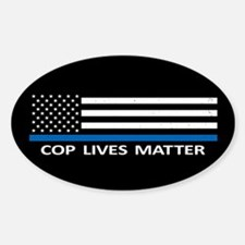 Cop Lives Matter Decal