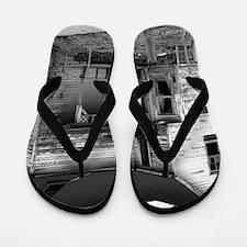 Unique Old photos Flip Flops
