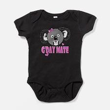 Koala Sweetie Gday Mate Baby Bodysuit