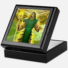 St. Archangel Raphael Keepsake Box