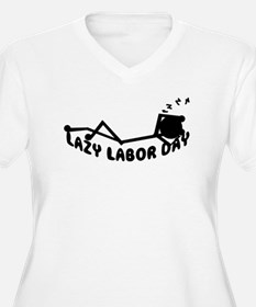 Lazy labor day Gifts T-Shirt