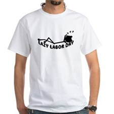Lazy labor day Gifts Shirt
