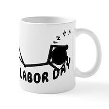Lazy labor day Gifts Mug