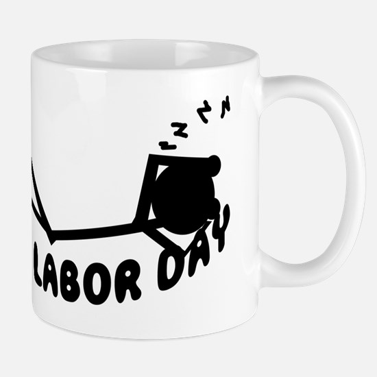 Lazy labor day Gifts Mug