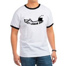 Lazy labor day Gifts T