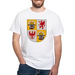 Mecklenburg Vorpommern White T-Shirt