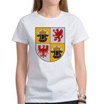 Mecklenburg Vorpommern Women's T-Shirt