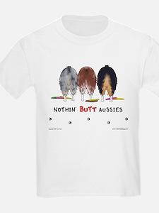 Nothin' Butt Aussies T-Shirt