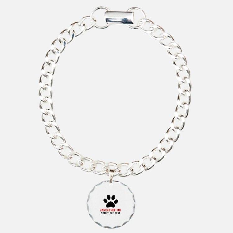 American Shorthair The B Bracelet