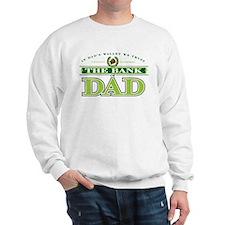 Cute Dad's day Sweatshirt