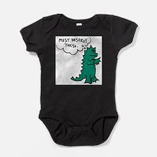 Cute Monsters Baby Bodysuit