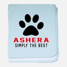 Ashera The Best Cat Designs baby blanket