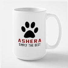 Ashera The Best Cat Designs Large Mug