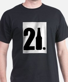 Cute 21st birthday T-Shirt
