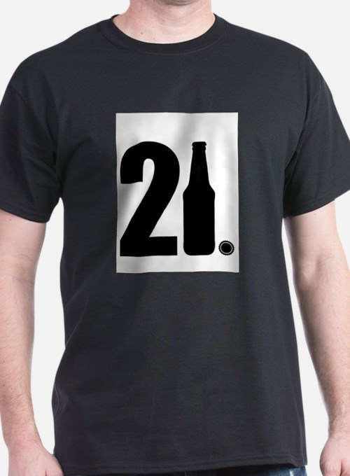 Cute 21st T-Shirt