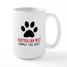 Australian Mist Simply The Best Cat Des Mug