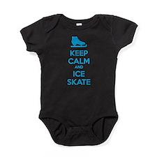 Ice skate Baby Bodysuit