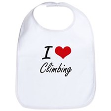 I love Climbing Artistic Design Bib
