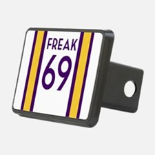 freak purple sixty nine Hitch Cover