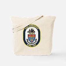 USS Sterett Tote Bag