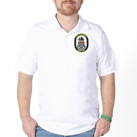 DDG 104 USS Sterett Golf Shirt
