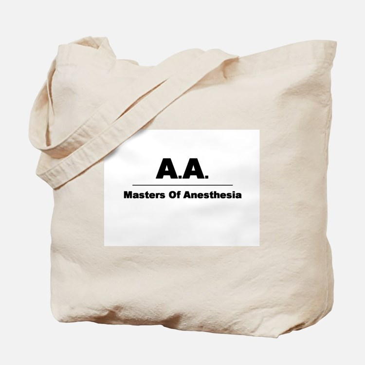 Cute Anesthesia assistant Tote Bag