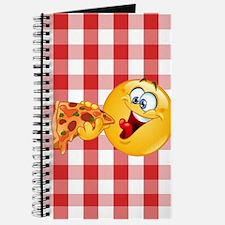pizza emoji Journal