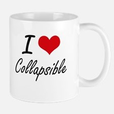 I love Collapsible Artistic Design Mugs